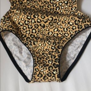 Copper Key Swim - Copper Key Swimwear Leopard One Piece New 7